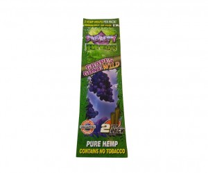 Owijki konopne Juicy Jay's Hemp Wrap Grapes