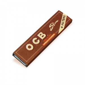 OCB VIRGIN SLIM Kingsize + FILTRY