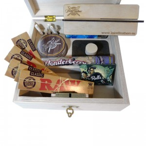 JointBrothers SafeBoX  +  RAW
