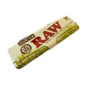 RAW MetalCase Organic Hemp